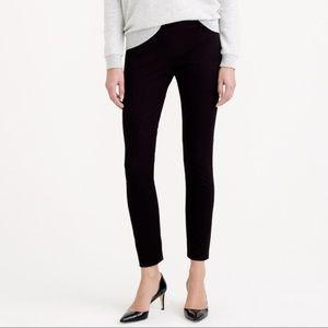 J. Crew Black Minnie Cropped Pants Style 18850